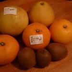 大地を守る会の「果物セット」はお得で美味しいです