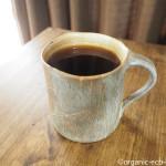 オーガニックのドリップコーヒー