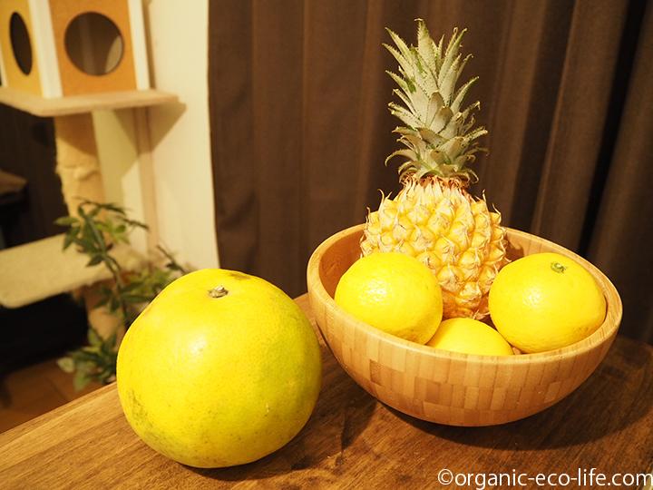 大きいグレープフルーツ