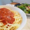 アルチェネロの有機スパゲッティとパスタソース