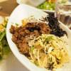 「阿里山cafe」でランチを食べました