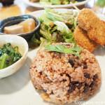 入間市「野いえ」で長岡式酵素玄米のランチを食べました