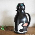 Helios(ヘリオス)サーモキャットの黒猫
