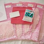 「nunona」の布ナプキンのお試し3日間セットを買いました