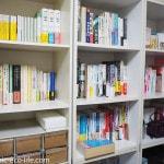 本の片付けには宅配買取が便利です