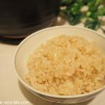 かどまさやの「スーパー玄米」を食べました【レビュー】