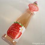 日本酒カクテル「シャルウィダンス スパークリング いちご」を飲みました