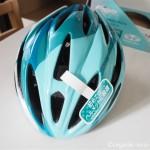 ビアンキ表参道ヒルズで自転車用のヘルメットOGK KABUTO「FIGO LADIES」を買いました