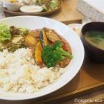 浦和の「こもれび食堂+」でランチ