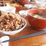 川越の「Lightning cafe」で長岡式酵素玄米の松花堂弁当を食べました