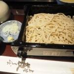 「上野藪そば」でせいろうを食べました