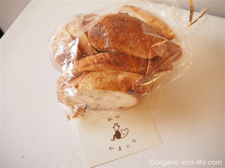 れの かまくらのフランスパン
