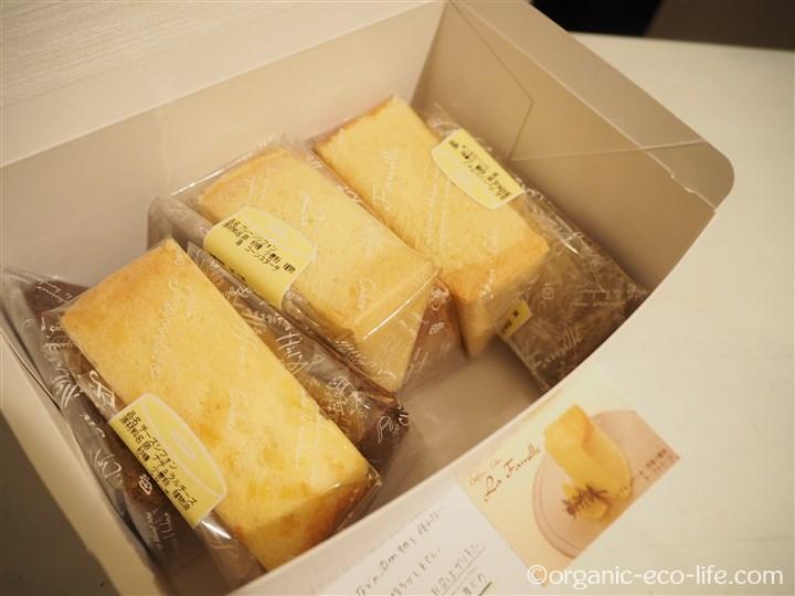ラ・ファミーユのシフォンケーキ