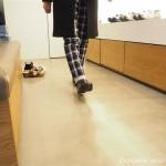 ダンスコの直営店「dansko en…」に行って歩き方を習いました