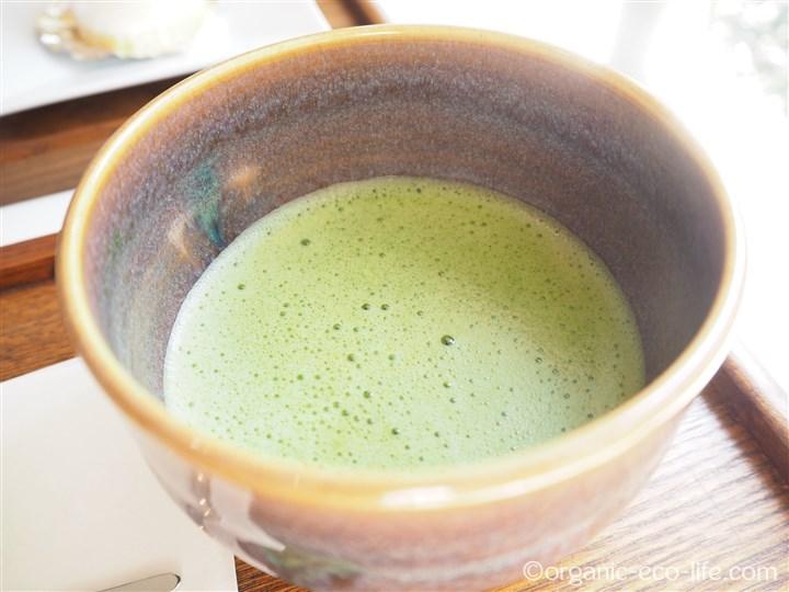 蓬莱堂の抹茶