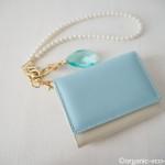 三つ折りのミニ財布「BECKER(ベッカー)社の極小財布」をプレゼントしてもらいました
