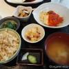 西荻窪のオーガニックレストラン「バルタザール」の有機野菜のランチ