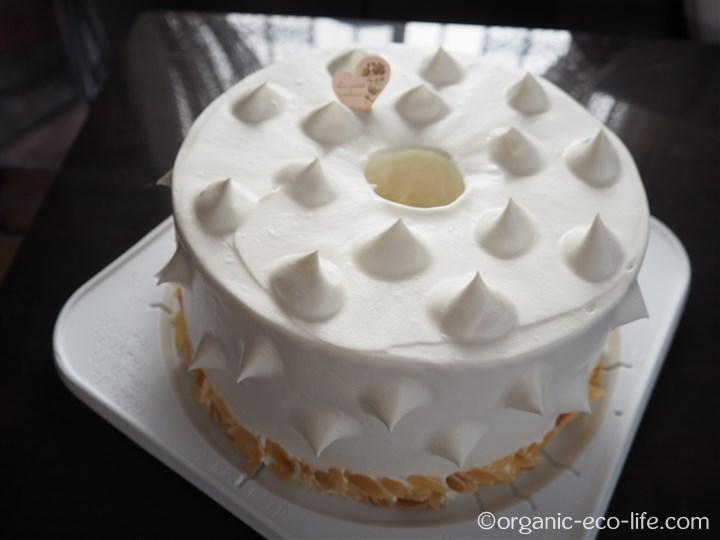 王様のシフォンケーキ