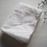「nunona」の布ナプキンと「布ナプキン・スナフ3枚セット」を使っています【レビュー】