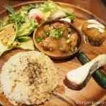 「チャヤマクロビ 伊勢丹新宿店」で体の中からきれいになれるランチを食べました
