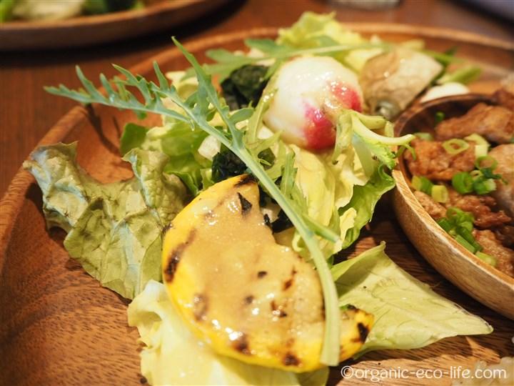 チャヤマクロビプレートサラダ