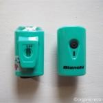 「ビアンキ(BIANCHI) USBフロントライト CG-211W」は2つ使っています