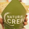 自然派クレープ専門店「ナチュラルクレープ」で無添加のクレープを食べました