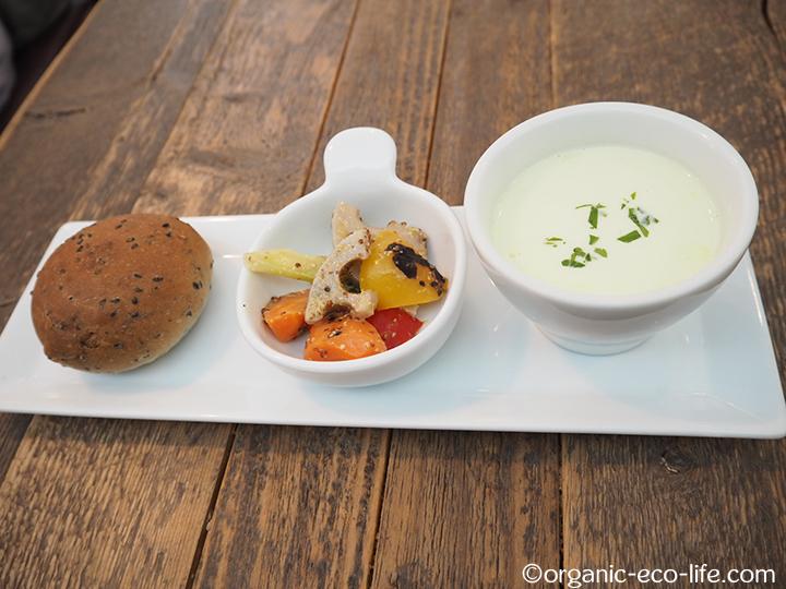 パンスープ小鉢