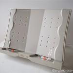 書見台「ELECOM EDH-004 ブックスタンド」が使いやすくて便利