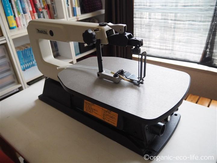 マキタ電動糸鋸盤