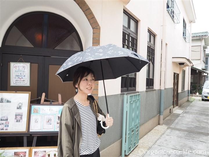 お気に入りの日傘
