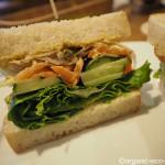 新所沢の「HARU Diner(ハルダイナー)」で地元食材を使ったおいしいサンドイッチを食べました