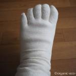 寝る時に履く冷えとり靴下を14枚に増やしました【冷えとり健康法】