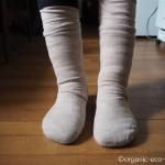 靴下の枚数を増やし、虫さされが減りました~冷えとり1年目の夏を終えて~