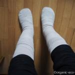 日中履く冷えとり靴下を10枚に増やしました【冷えとり健康法】