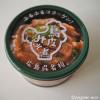 菖蒲パーキングエリアの日本百貨店で「鳥皮みそ煮」の缶詰を買いました