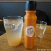 横浜元町のオーガニックカフェ「エコモベーカリー(ecomo Bakery)」でコールドプレスジュースを飲みました