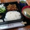 目白の甘味処「志むら」で生姜焼き弁当を食べました