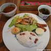 【目白ランチ】豆とおからマフィンのお店「ポパイザエム」でチリコンカルネとフムスを食べました