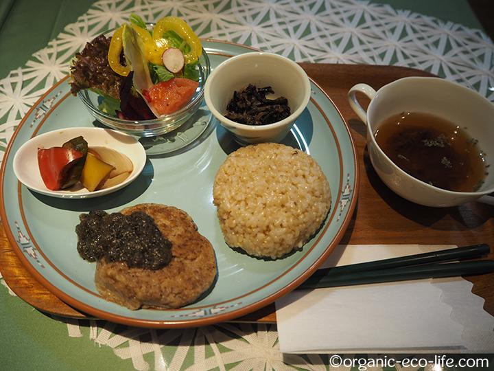 有機玄米菜食
