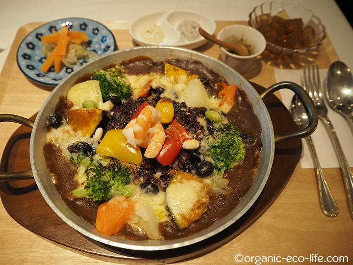 野菜のデトックス薬膳酵素カレー