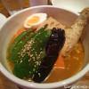 スープカレー専門店「SHANTi 高田馬場店」でチキンと野菜のスープカリーを食べました