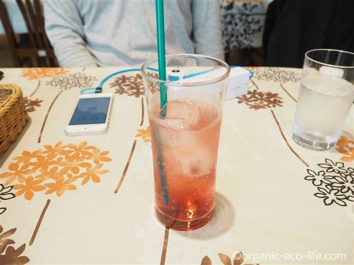 ハイビスカスソーダ