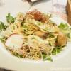 「カムラッド 三鷹店」で野菜たっぷりの生パスタのランチを食べました