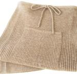 冷えとり靴下の841(ヤヨイ)で「ウールの腹巻スカート」を買いました