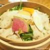 「やさい家めい 表参道ヒルズ本家」で野菜たっぷりの和食ランチを食べました