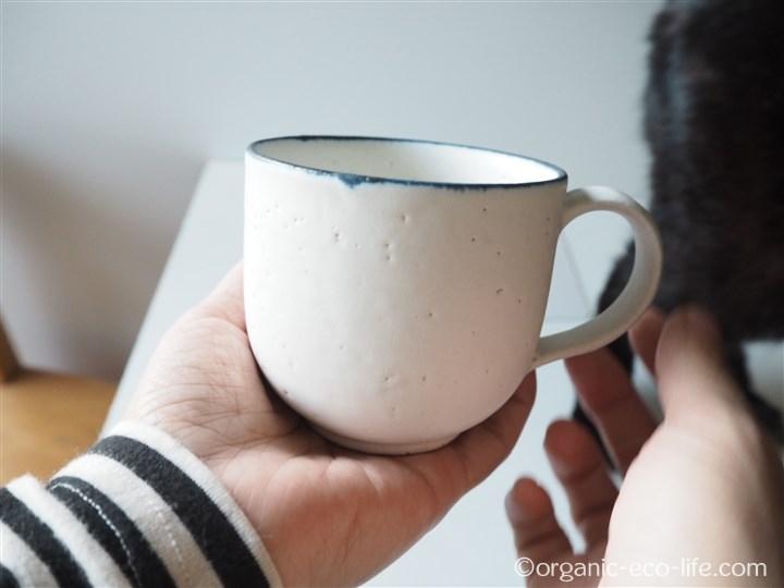 ちょうど良いサイズのマグカップ