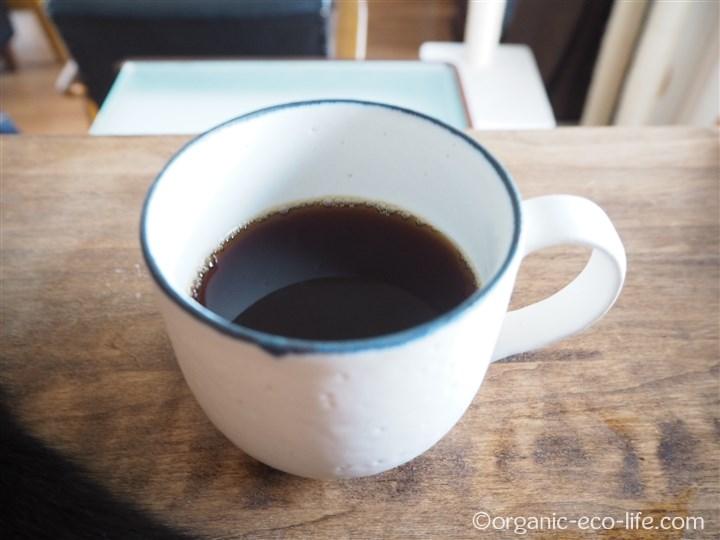 喫茶店じかんのマグカップ