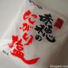 塩浴用に「播州赤穂のにがり塩 4kg」を買いました