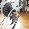 クロスバイクのシフトが切り替わらない原因はワイヤーの「初期伸び」でした